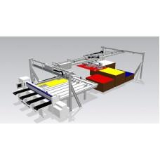 Гибкая производственная ячейка со складом Galaxy 2 + Flextore EL