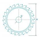 Алмазный диск Manchini