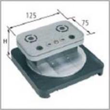 Блочная Присоска VCBL-S 125x75